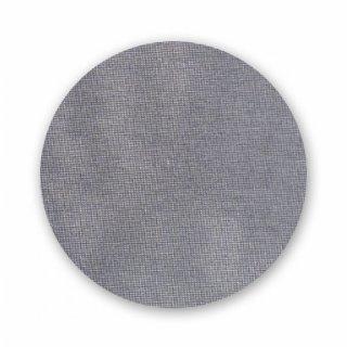 Klett-Schleifgitter Ø225 mm, Korn: 220, 10 St. - Siliciumcarbid, extra dünn