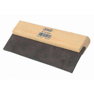 Fugengummi Fugenwischer mit Holzgriff und Gummilippe 30 cm breit