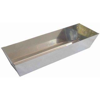 Spachtelkasten Edelstahl Größe: 360 x 120 mm