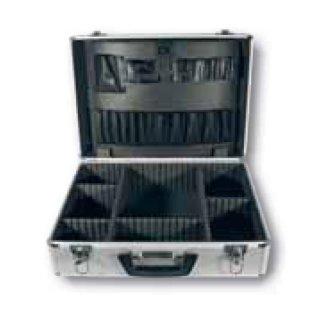 Allzweck - Werkzeugkoffer Aluminium 46,5 x 37 x16,5 cm universell einsetzbar