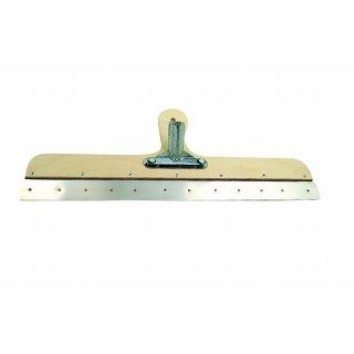 Großflächen-Zahnrakel 560 mm rostfrei