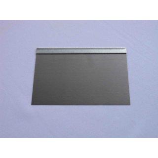 Japanspachtel, Malerspachtel 15 cm mit Metallrücken und Stahlblatt