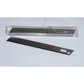 Abbrechklingen 10 St. á 9 mm - eisgehärtete Ersatzklingen für Abbrechmesser