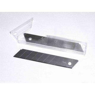 Abbrechklingen 10 St. á 18 mm - eisgehärtete Ersatzklingen für Abbrechmesser