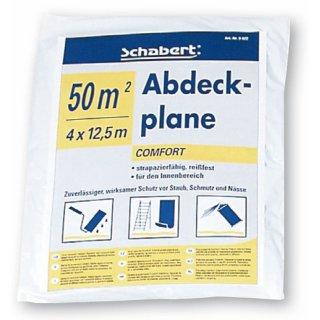 Friess-Techno Abdeckplane, Abdeckfolie 4 x 5 m, ca. 10 my stark, Nr. F9921