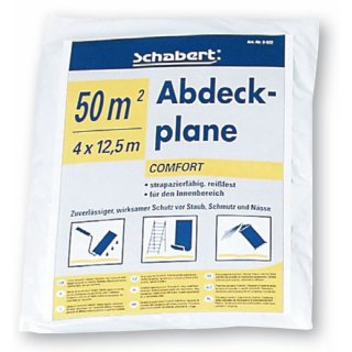 Friess-Techno Abdeckplane 4 x 12,5 m, ca. 10 my stark, Nr. F9922