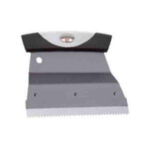 Mutterspachtel für Zahnleisten Alu-Antihaft, Breite 18 cm und B2-Zahnleiste