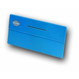 Tapezierspachtel Tapeten-Andrückspachtel Kunststoff 24 cm Breite Tapetenspachtel
